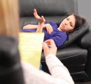 Therapeutische Hilfe durch einen Analytiker kann manchmal Jahre dauern