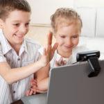 Vor allem Kinder sind den Gefahren des Internets ausgesetzt